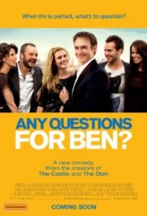 Any Questions for Ben? (2012) afişi