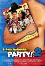 À Vos Marques... Party! 2 (2009) afişi