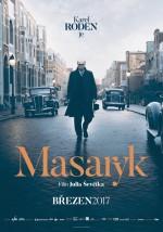 Masaryk (2017) afişi