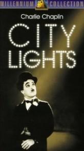 Şehir Işıkları (1931) afişi