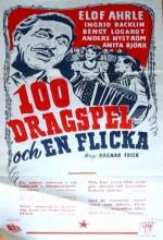100 Dragspel Och En Flicka (1946) afişi