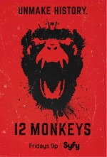 12 Monkeys Sezon 2 (2016) afişi