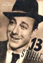 13 Stühle (1938) afişi