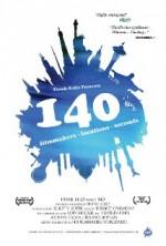 140 (2009) afişi