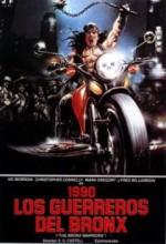1990: I Guerrieri Del Bronx (1982) afişi