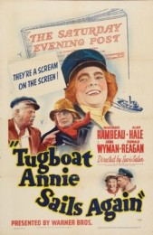 Tugboat Annie Sails Again (1940) afişi