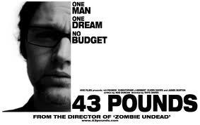 43 Pounds  afişi