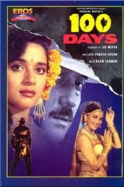 100 Days (1991) afişi