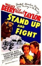 Stand Up And Fight (1939) afişi