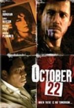 22 Ekim