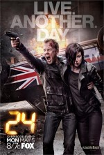24: Live Another Day Sezon 1 (2014) afişi