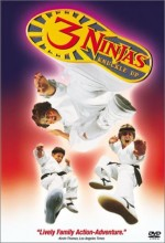 3 Ninjas Knuckle Up (1995) afişi