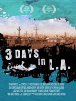 3 Days In L.A. (2009) afişi