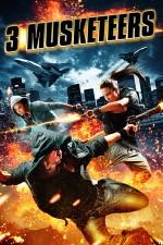 3 Silahşörler: Gizli Görev (2011) afişi