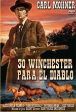 30 Wınchester Para El Dıablo (1965) afişi