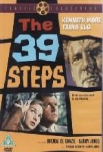 39 Basamak (1959) afişi