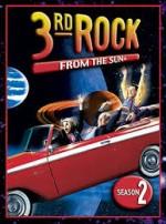 3rd Rock from the Sun Season 2 (1996) afişi