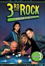 3rd Rock from the Sun Season 3 (1997) afişi