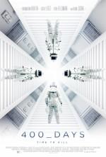 400 Days (2015) afişi
