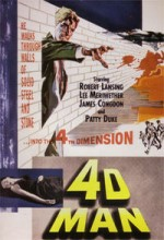 4d Man (1959) afişi