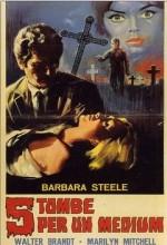5 Tombe Per Un Medium (1965) afişi