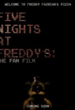5 Nights at Freddy's: The Fan Film (2017) afişi