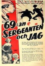 69:an, Sergeanten Och Jag (1952) afişi