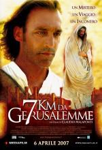 7 Km Da Gerusalemme (2007) afişi