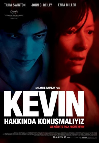 Kevin Hakk�nda Konu�mal�y�z - We Need to Talk About Kevin Full T�rk�e Dublaj izle