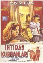 İhtiras Kurbanları. (1966) afişi