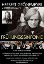 İlkbahar Senfonisi (1983) afişi