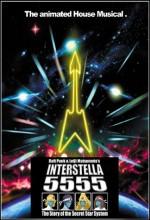 Interstella 5555: The 5tory Of The 5ecret 5tar 5ystem (2003) afişi