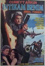 İntikam Benim (1983) afişi