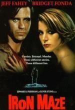 Iron Maze (1991) afişi