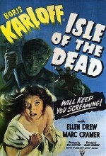 Isle Of The Dead (1945) afişi