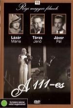 A 111-es (1938) afişi