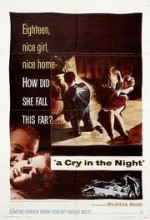 A Cry In The Night (1956) afişi