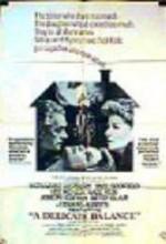 A Delicate Balance (1973) afişi