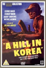 A Hill In Korea (1956) afişi