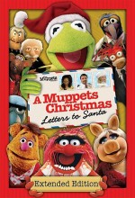 A Muppets Christmas: Letters To Santa(tv) (2008) afişi