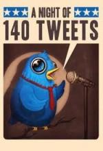 A Night of 140 Tweets: A Celebrity Tweet-A-Thon for Haiti (2010) afişi