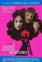 A Soldier's Daughter Never Cries (1998) afişi
