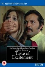 A Taste Of Excitement (1970) afişi