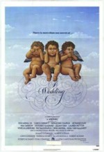 A Wedding (1978) afişi