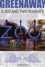 A Zed & Two Noughts (1986) afişi