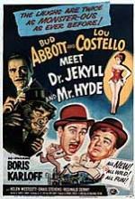 Abbout Ve Costello'nun Dr. Jekyll Ve Bay Hyde'la Rastlaşması