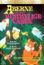 Aberne Og Det Hemmelige Våben (1995) afişi