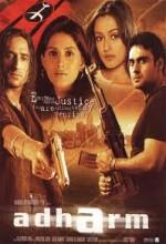 Adharm (1992) afişi