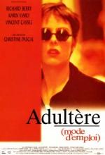 Adultère, Mode D'emploi