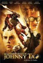 Adventures Of Johnny Tao (2007) afişi
